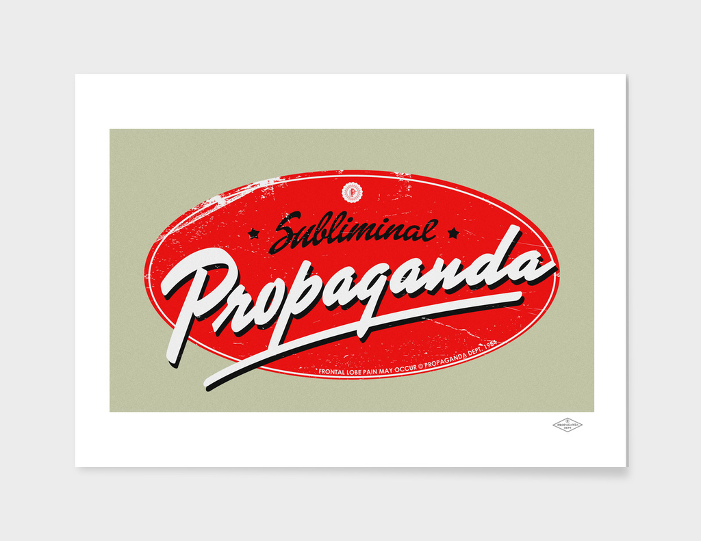 Subliminal Propaganda