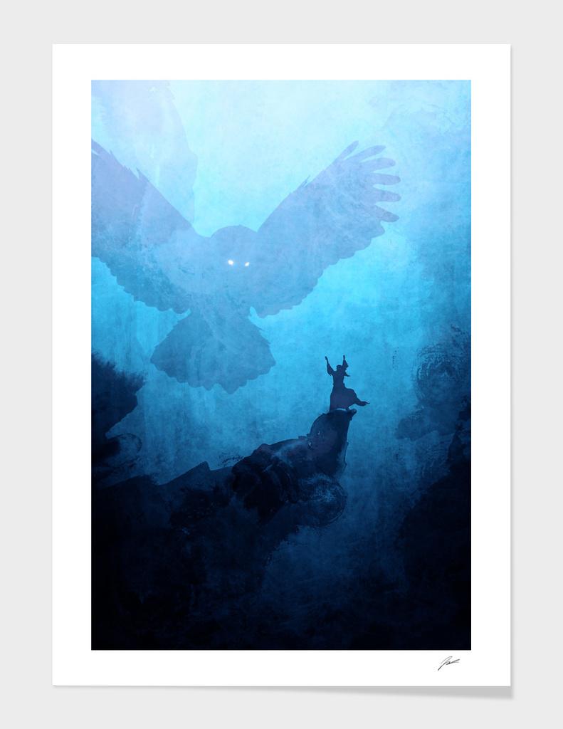 Owl Summoner: Blue Haze