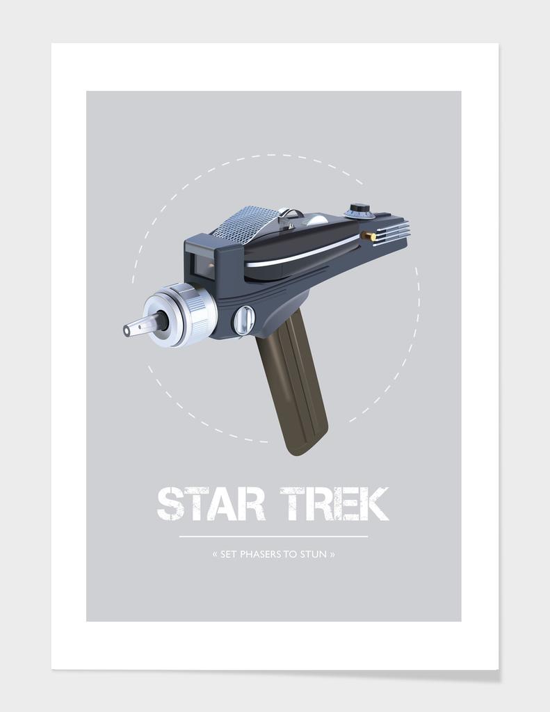 Star Trek - Alternative Movie Poster