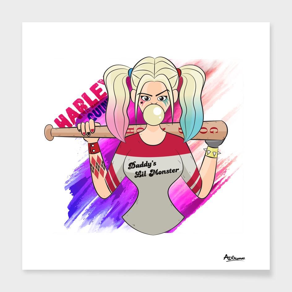 Harley Quinn Fanart