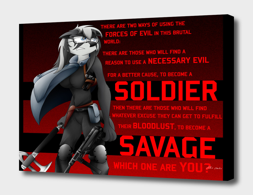 Savage/Soldier