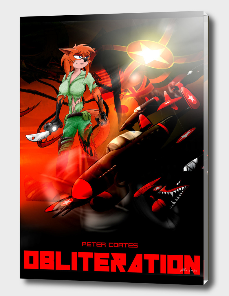 Obliteration Preview cover