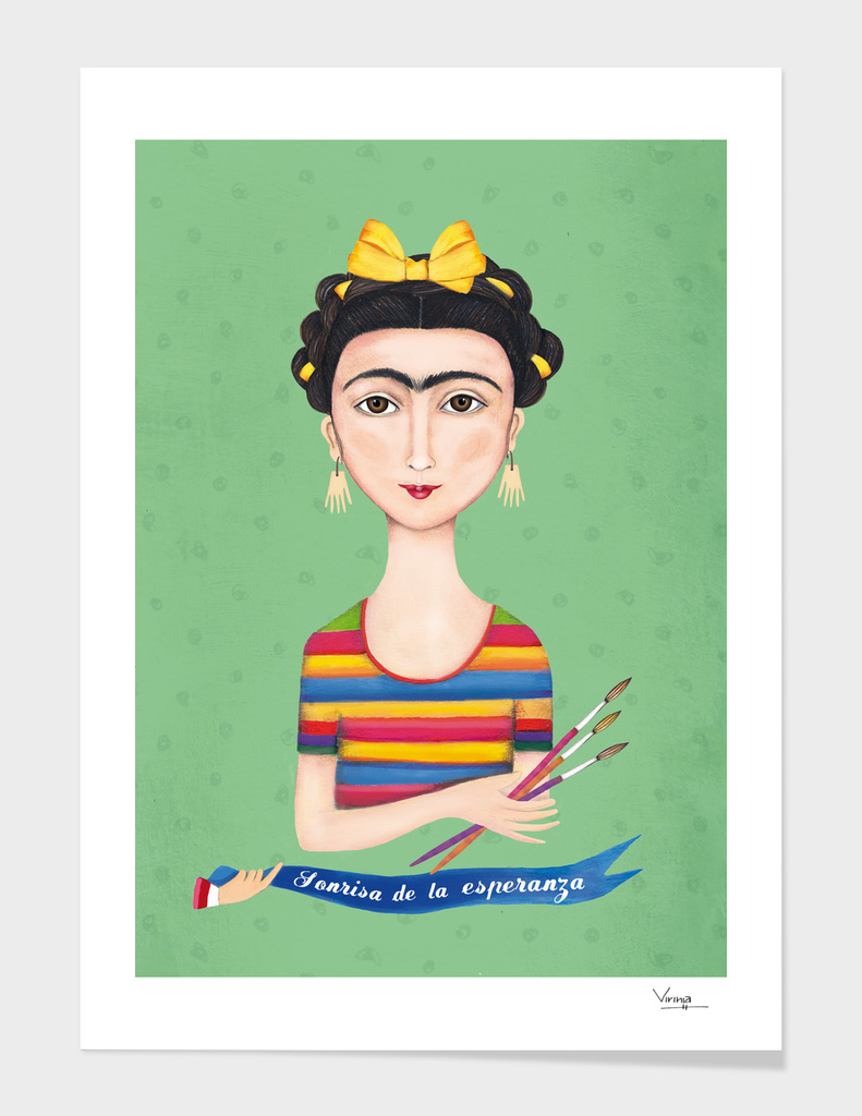 inspirations frida kahlo