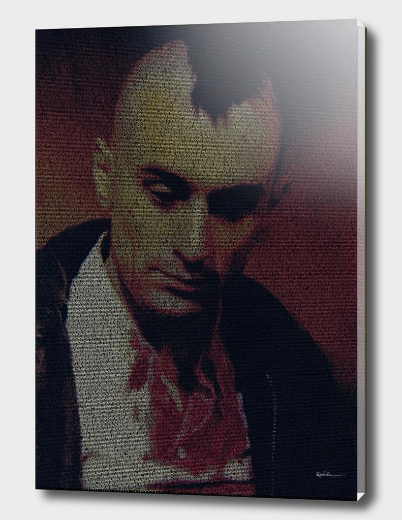Travis. Taxi Driver Screenplay Print