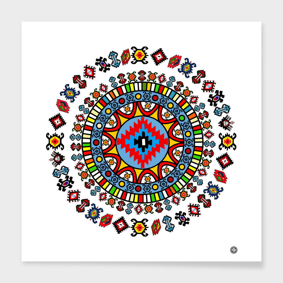 Pirot Mandala
