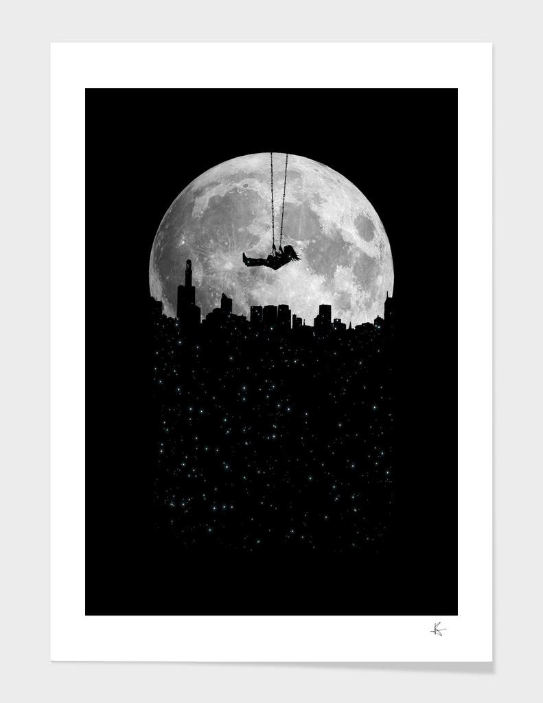 The Moon Swing