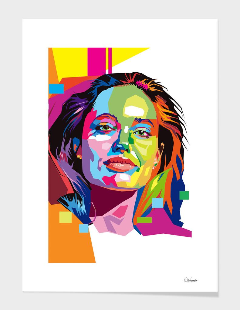 Face Angelina