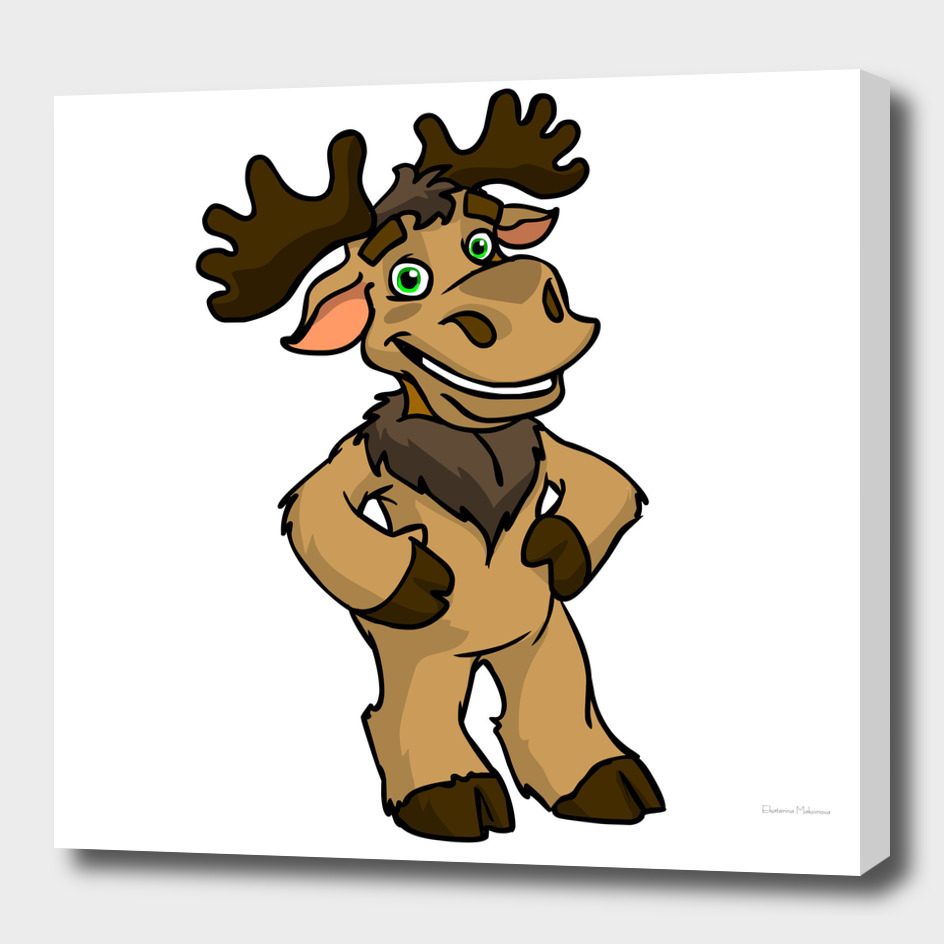 elk dark colour