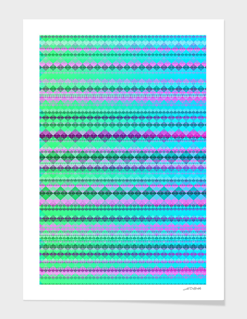 Fractal Pixels XXIV / NE