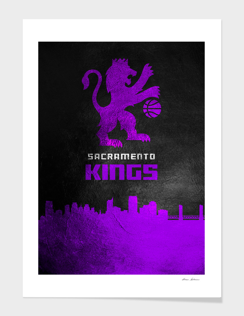 Sacramento Kings Skyline 2