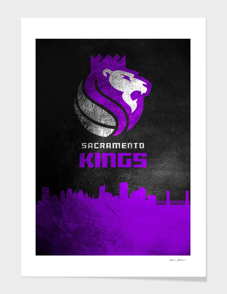 Sacramento Kings Skyline