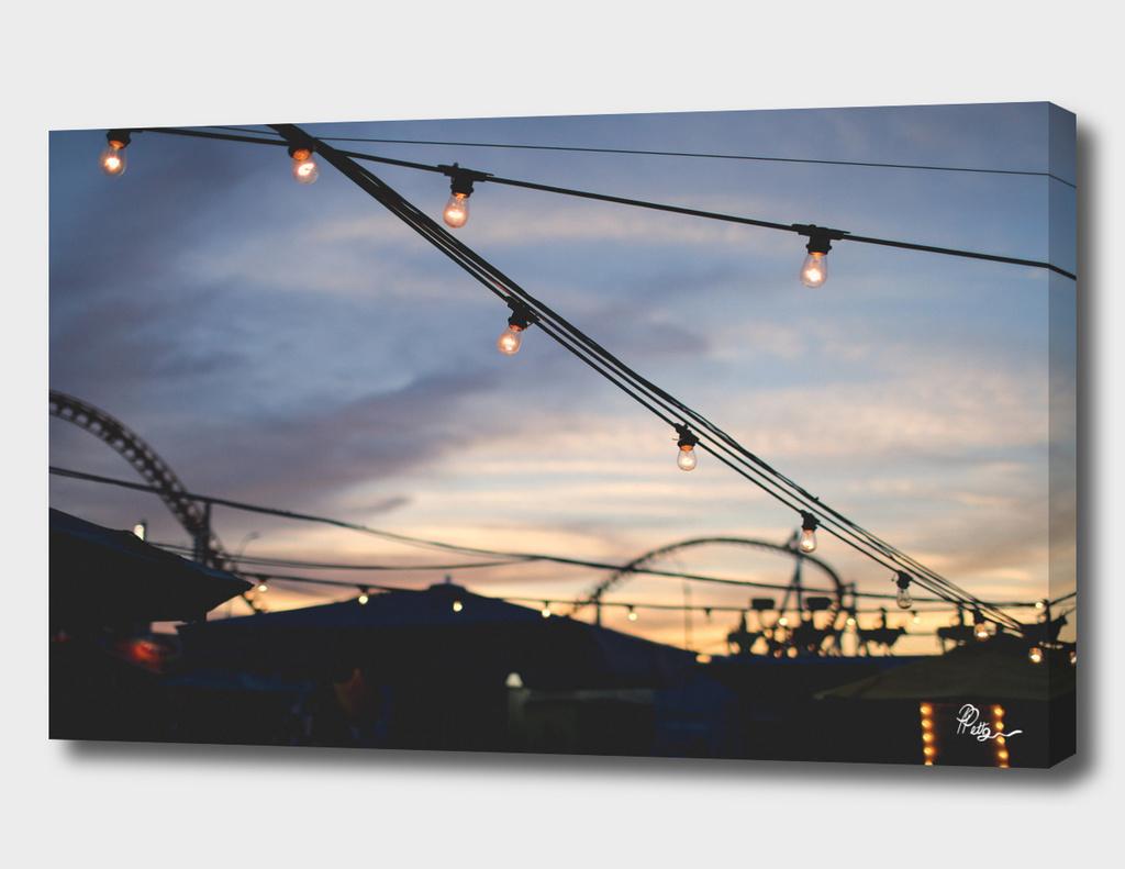 Coney Island Lights