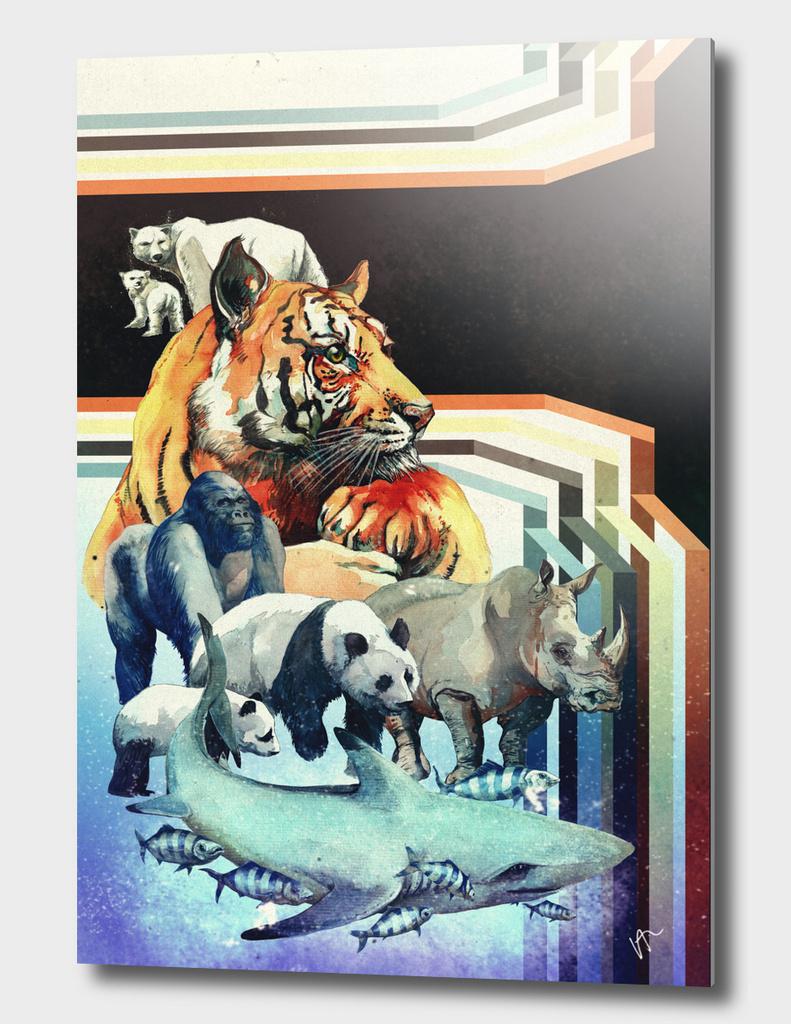 HUNTERS-ANIMALS