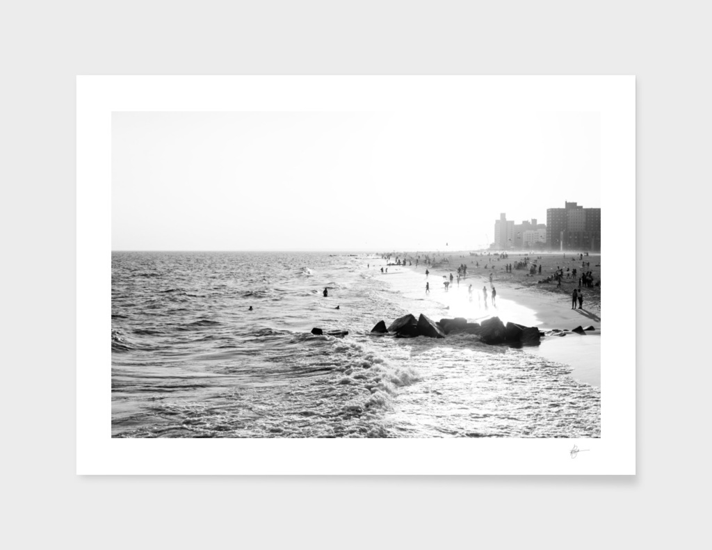 Coney Island Beach Surfside