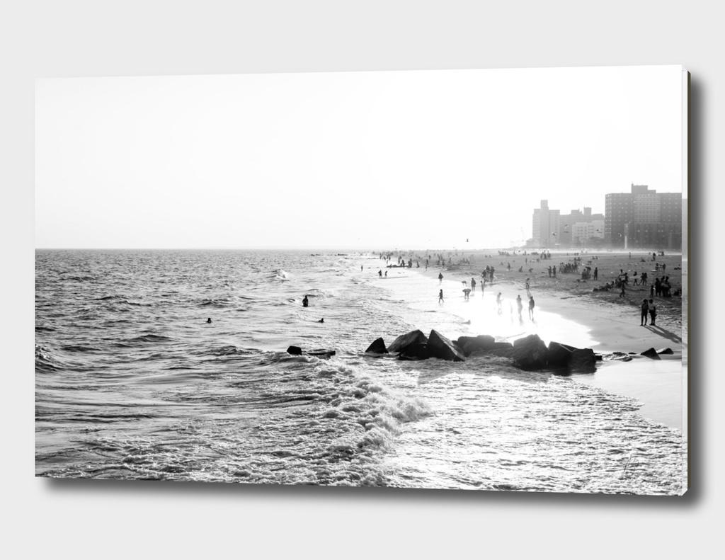 Coney Island Beach Surfside