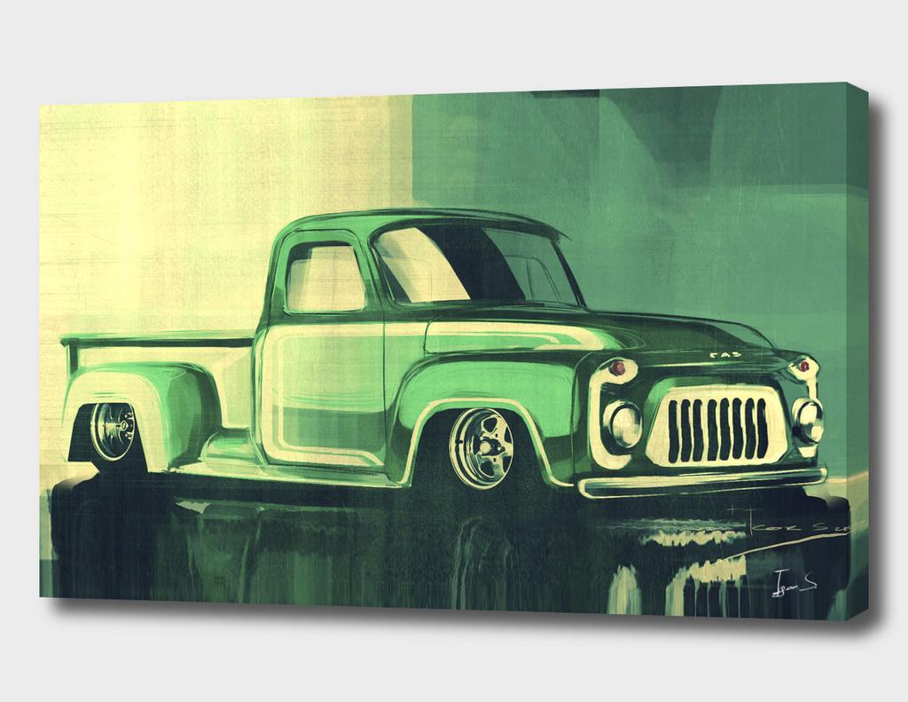 GAZ Truck Hot Rod