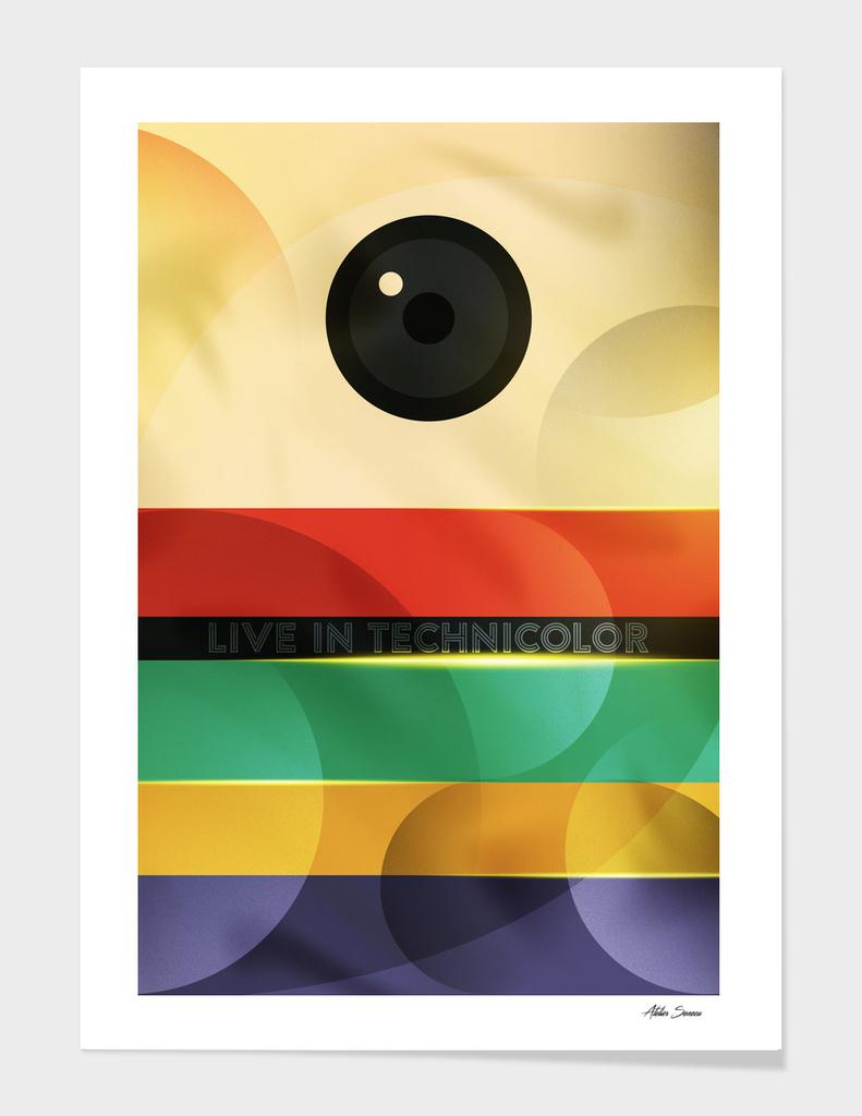 Live In Technicolor