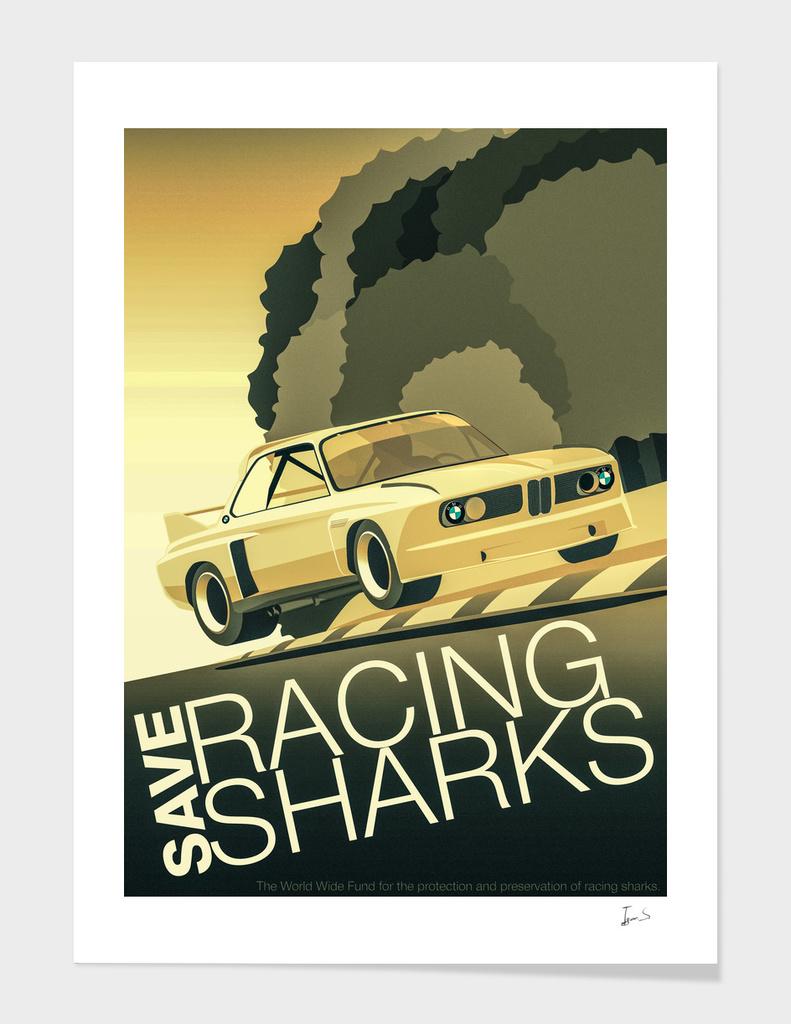 SAVE THE RACING SHRAKS | BMW