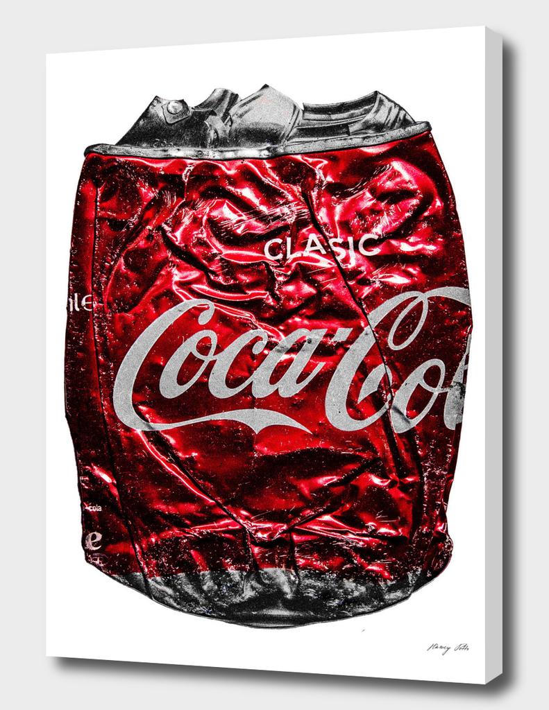 Coke Can Flatten