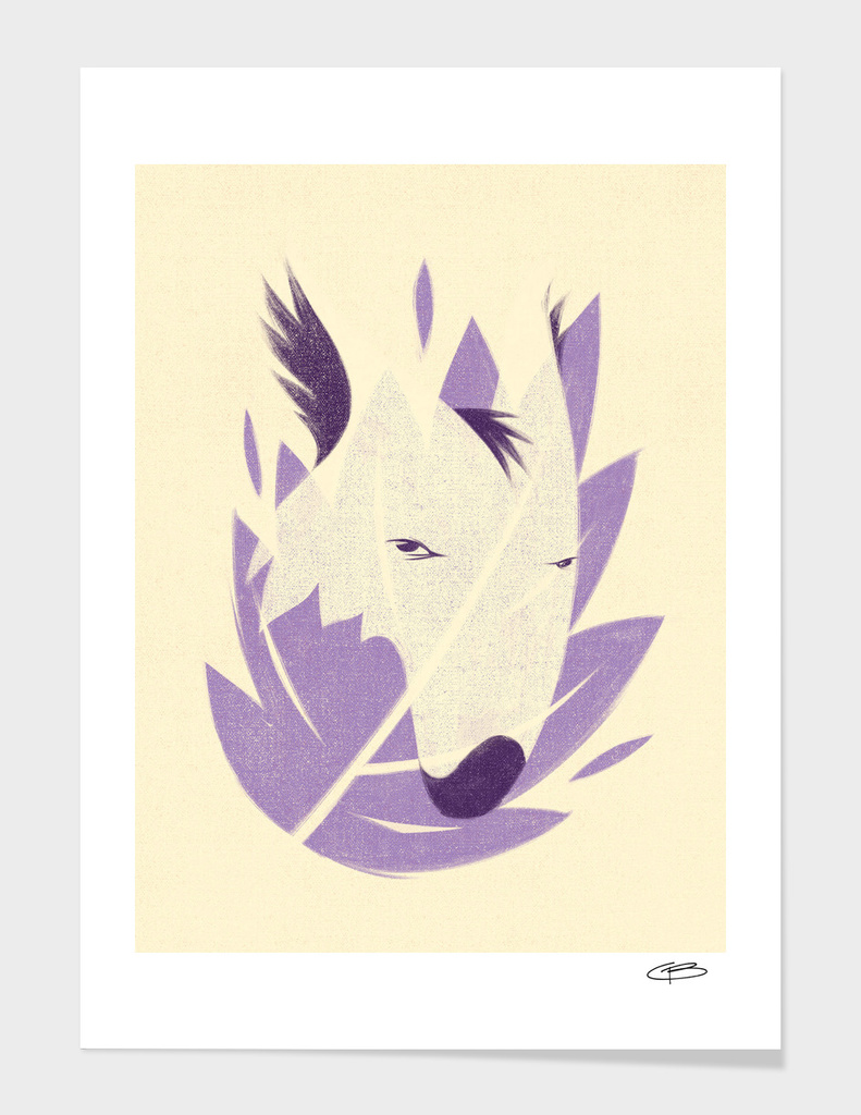 The Fox and the Leaf