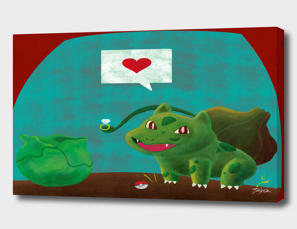 Bulbasaur in Love