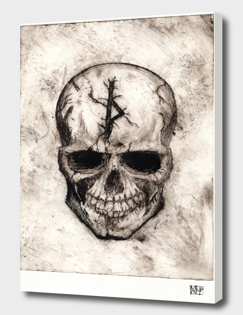Thurs skull