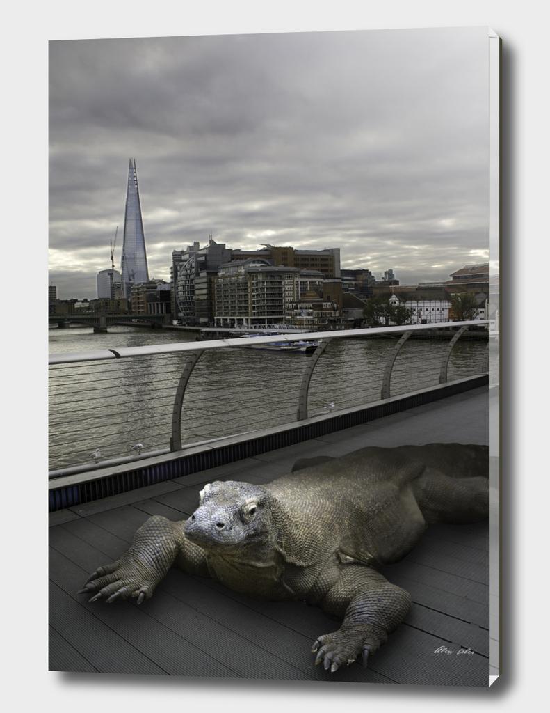 Thames Dragon