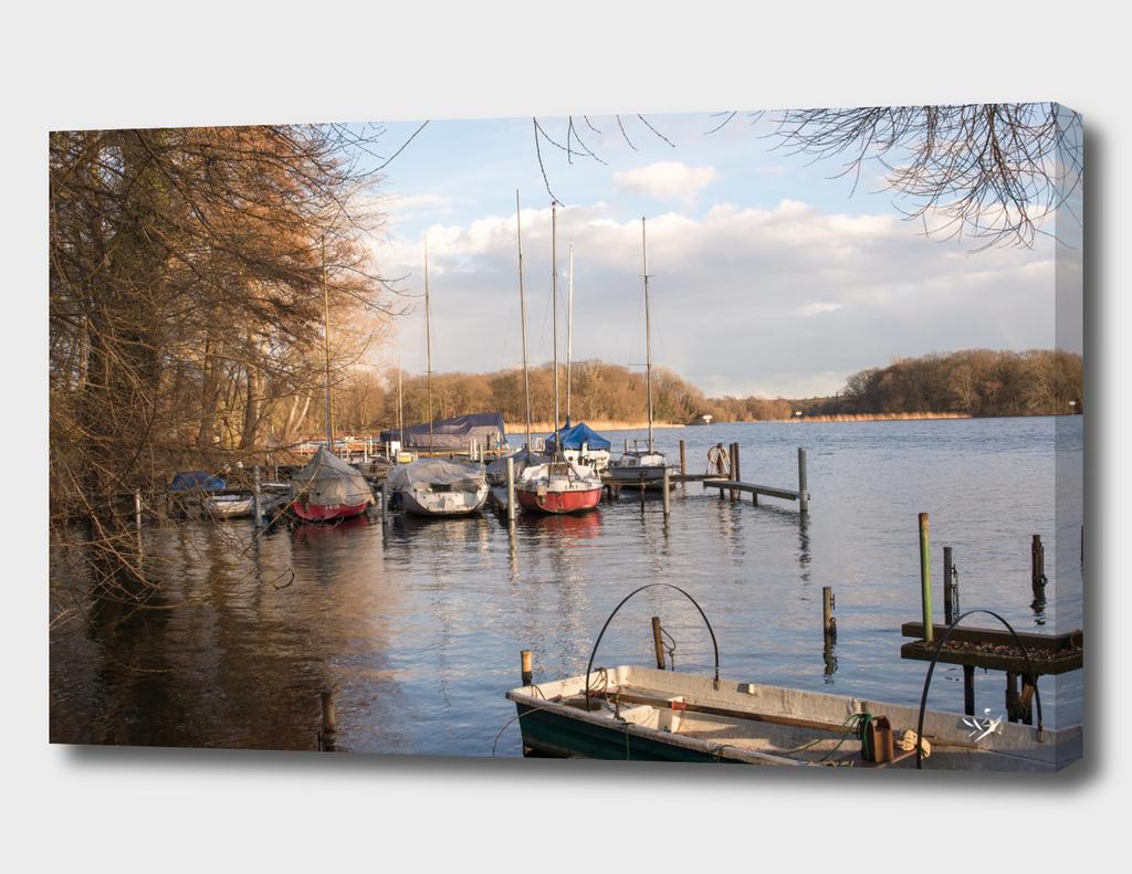 Lake in Berlin