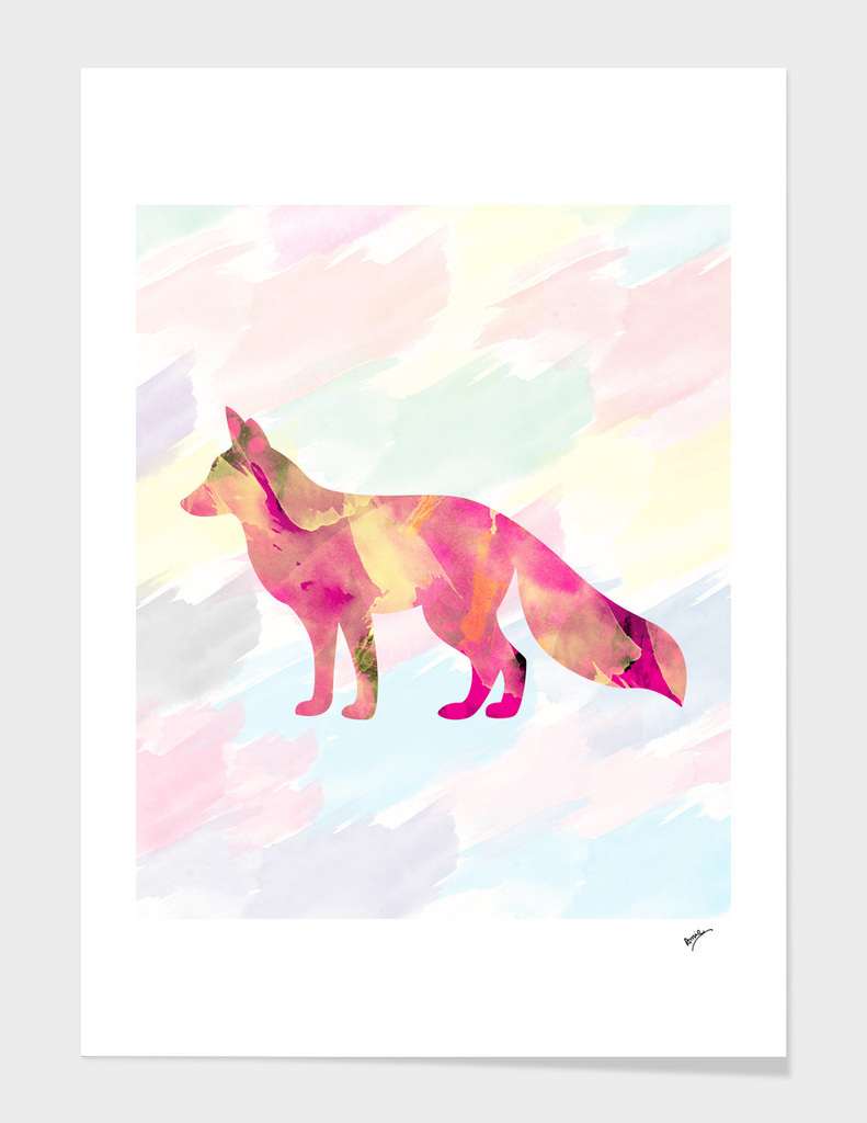 Abstract Fox