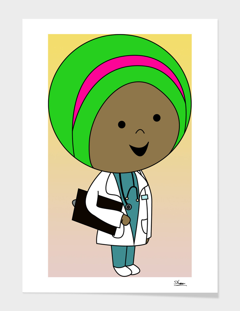 Muslim Doctor