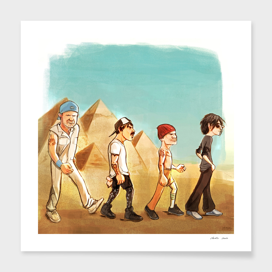 Live at the Pyramids