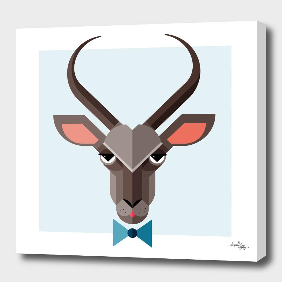 Antelope Illustration