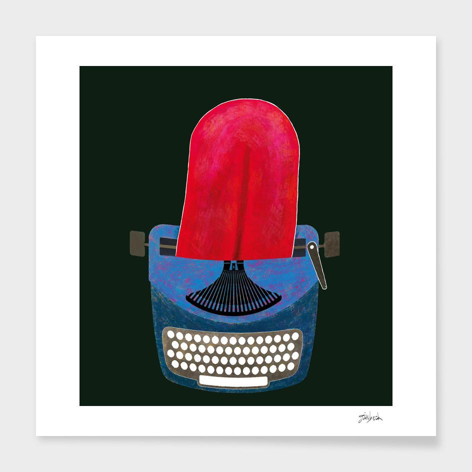 Joyful Typewriter