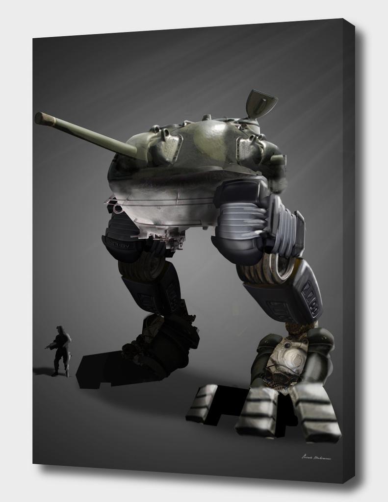 metal gear FR-06(toad)