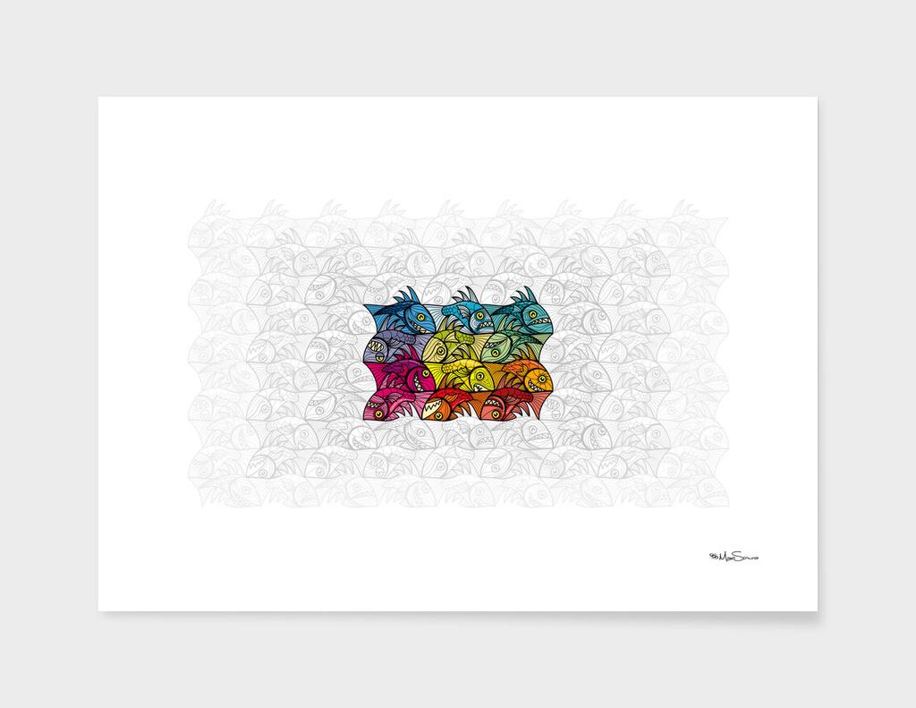 EscherFishes