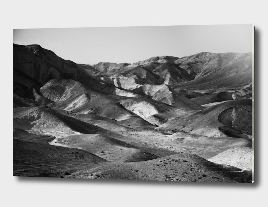 Mountains of the Judean Desert