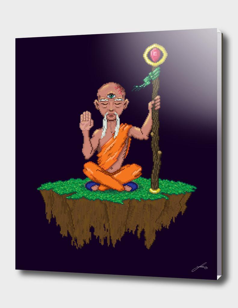 Pixel Monk