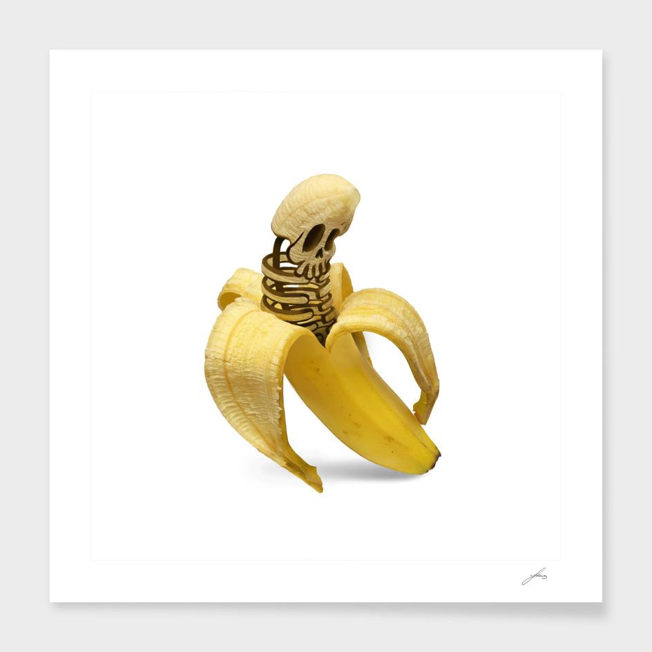 Fractured Banana