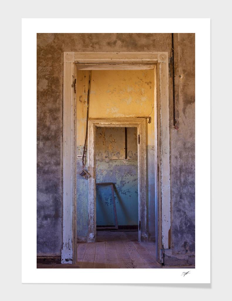 Ghost Town Doors