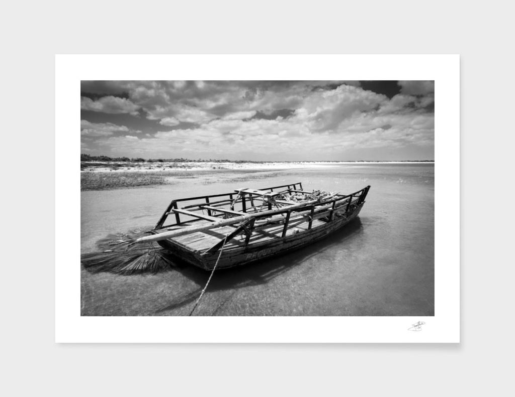 Fishing Boat in Brazil