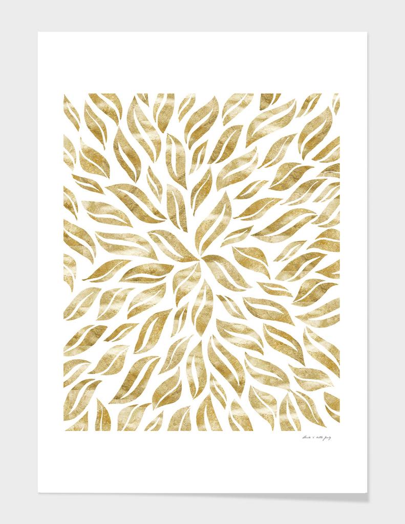 Sunburst Glam #1 #gold #decor #art
