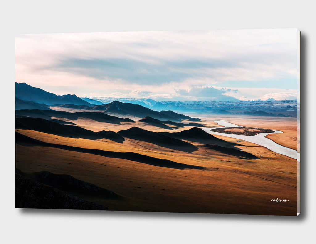 Land Of Blades // Landscape Photography #curioos #decor