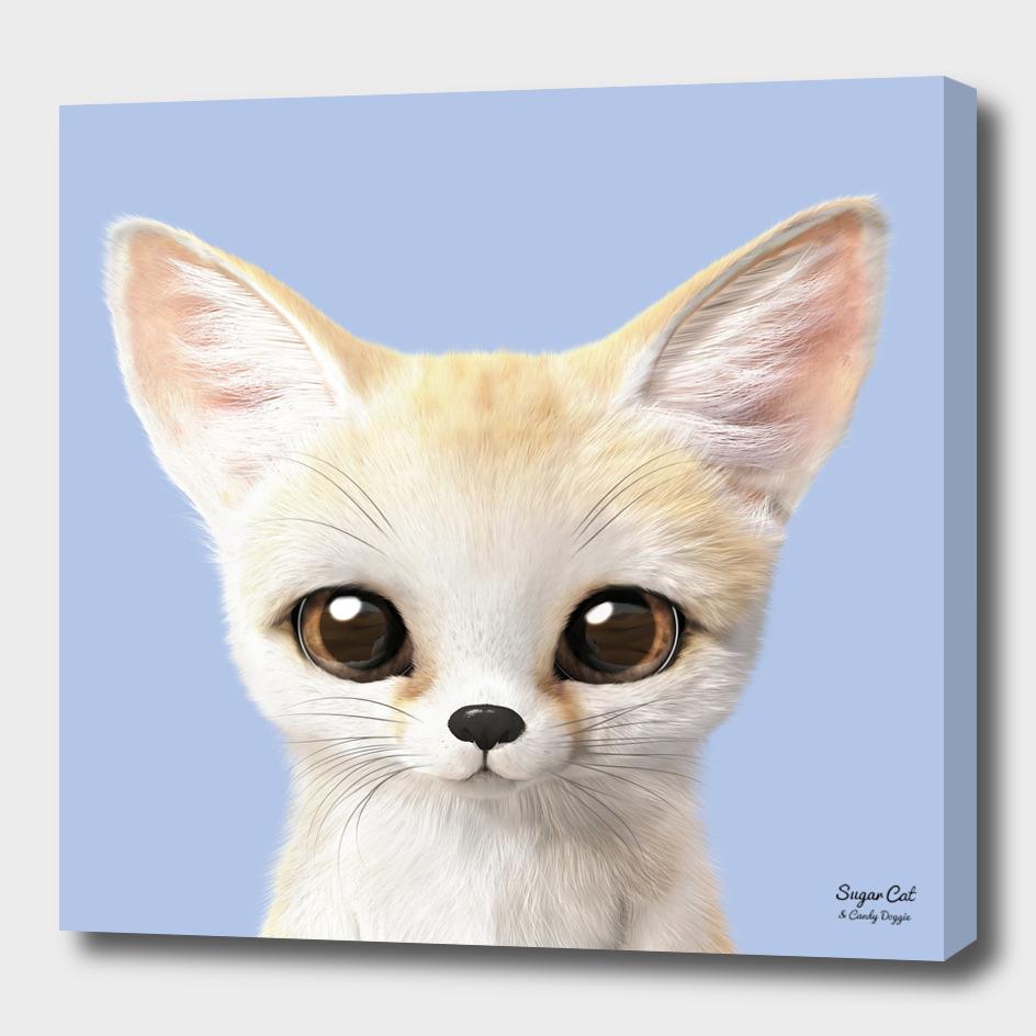 Denny the Fennec fox