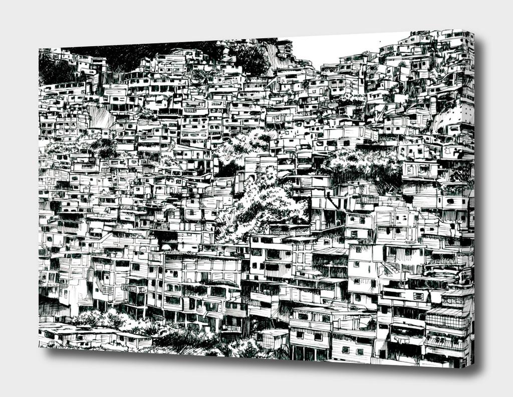 Caracas's Barrio