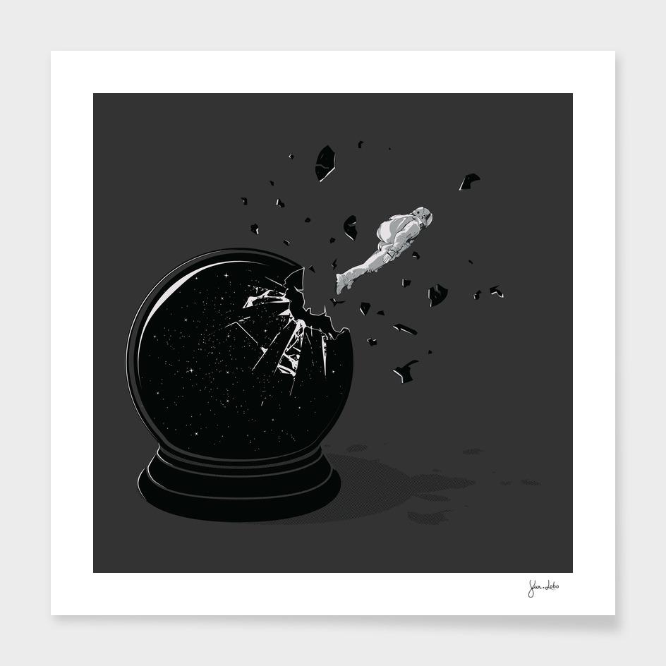 Beyond the Globe