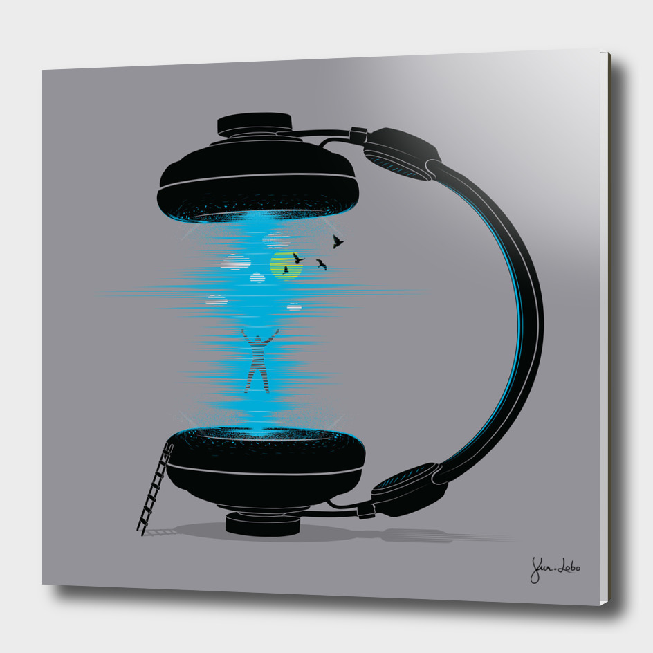 Music is a Portal