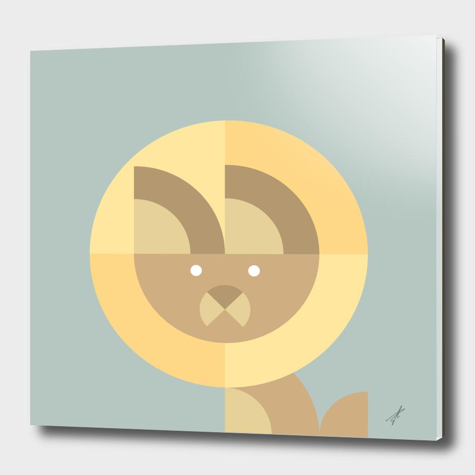 Quadrant Lion