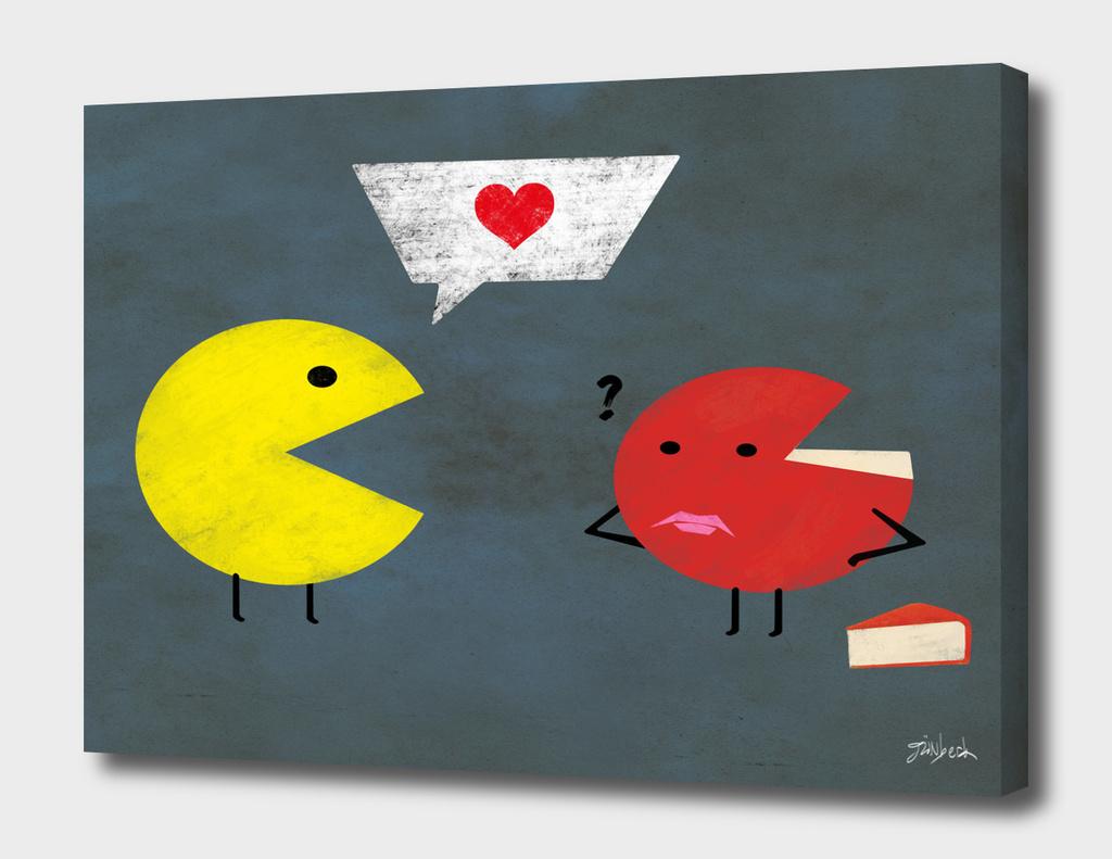 Pacman Gouda Love