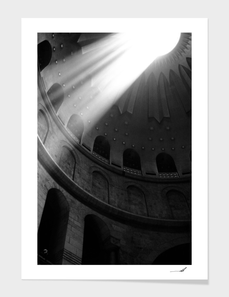 Good Friday in the Church of the Holy Sepulcher