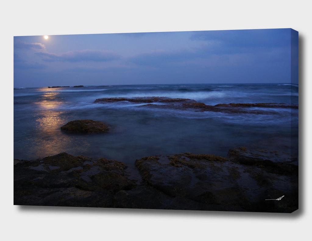 Moonset / Sunrise